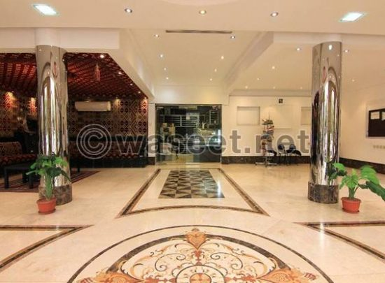 Hotel apartments and suites for monthly and annual rentals for singles in East Riyadh