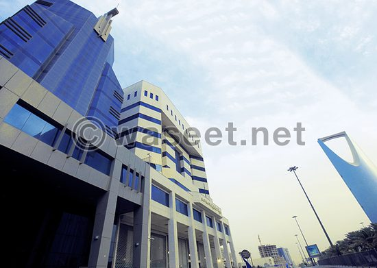 For rent furnished and unfurnished Offices in Riyadh