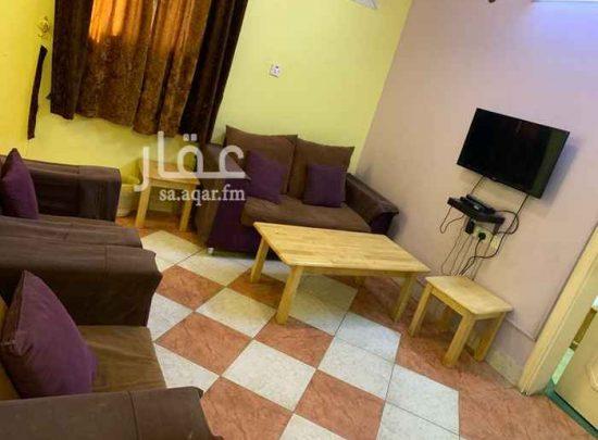 شقة مفروشة للايجار في الرياض حي الروضة شارع دار الصفا