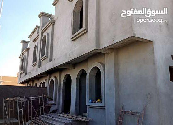 For sale, two villas in Um Salal Ali