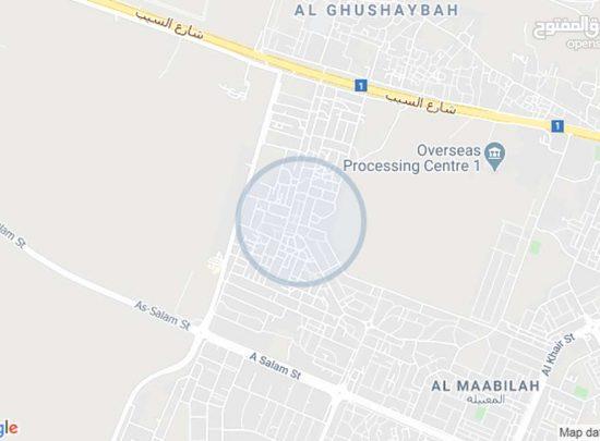 Apartment for rent in Al Maabilah