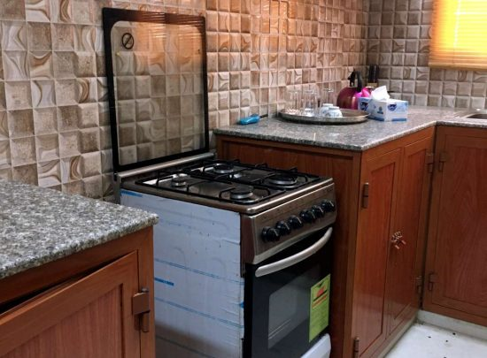 Furnished apartment with internet at the lowest price