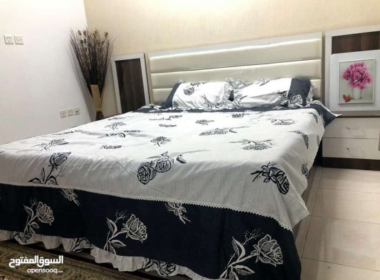 Excellent furnished apartment in Al Mawaleh for daily rent with wifi