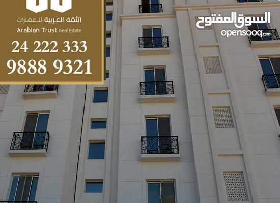 For rent, apartments for rent in Bosher, next to Mohamed Al-Amin Mosque