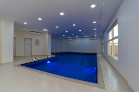 An integrated residential complex for rent in Jubail