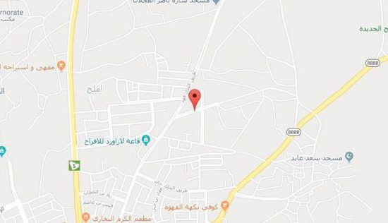 A plot of land for sale in Baqami