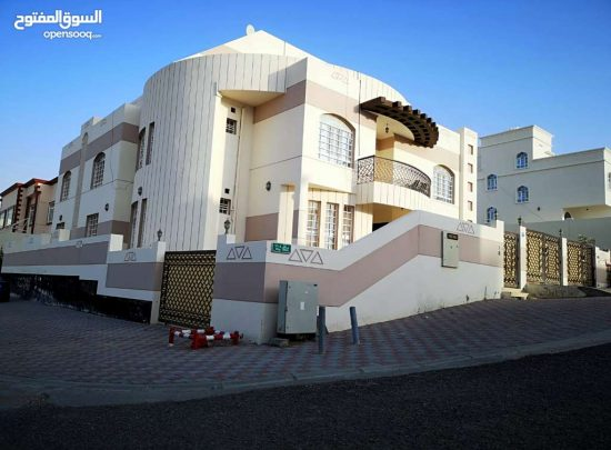 Large  second-floor apartment for rent in Al Ansab