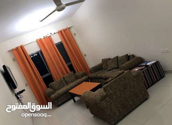 For rent, fully furnished apartment in Bosher 36