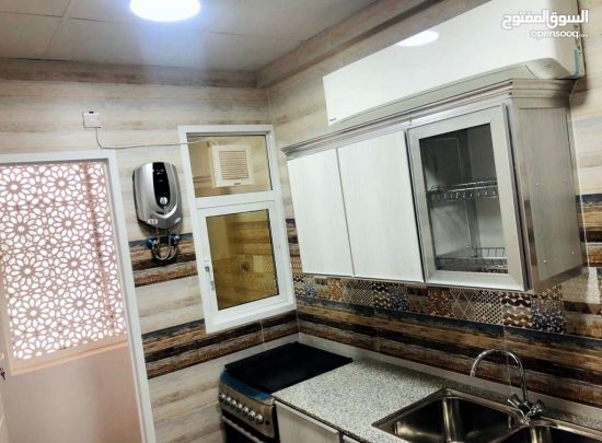 Luxurious furnished apartment in a distinguished and elegant building in Ansab