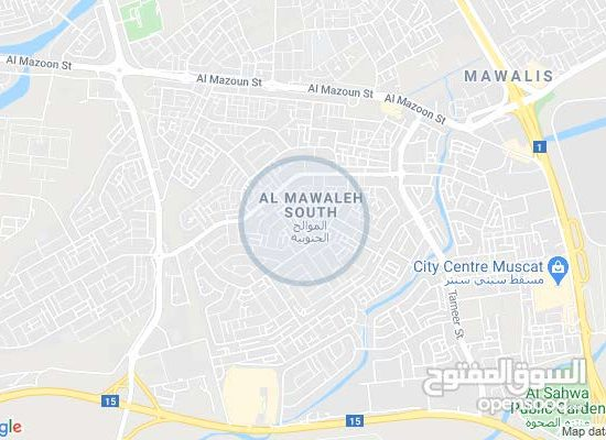 Apartment for rent in Southern Al Mawaleh